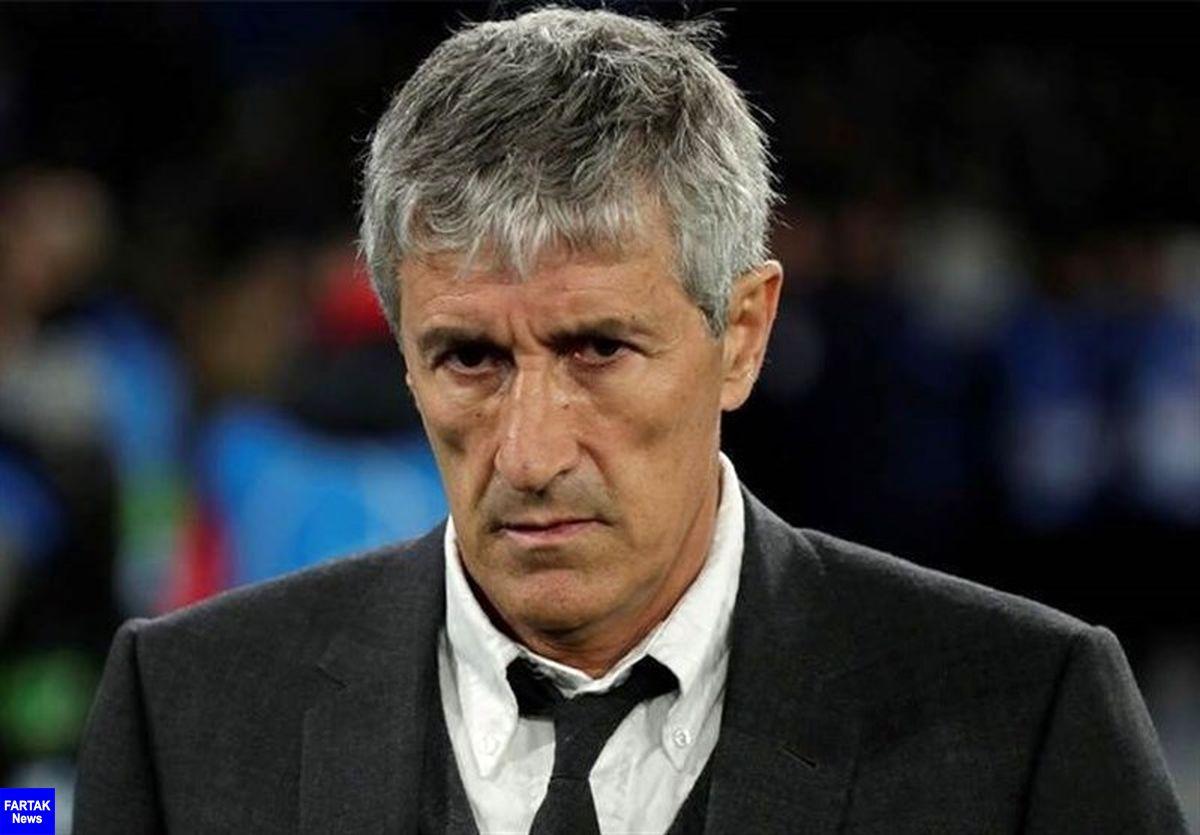ستین: بعید است بارسلونا در تمام بازیهایش تا پایان فصل پیروز شود