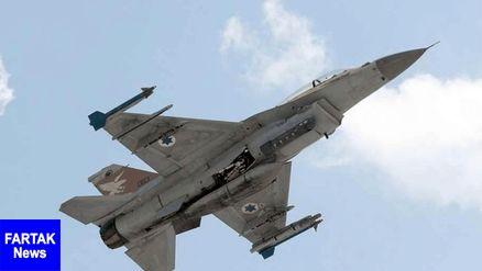حمله هوایی ارتش صهیونیستی به مواضع ارتش سوریه در قنیطره