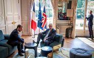 حرکت غیرمعمول نخست وزیر انگلیس؛در خانه ای مگر؟!