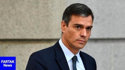 نخستوزیر اسپانیا رفتار اروپا در مقابله با کرونا را خودخواهانه خواند