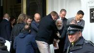 تاکید پارلمان انگلیس به دولت برای استرداد آسانژ به سوئد