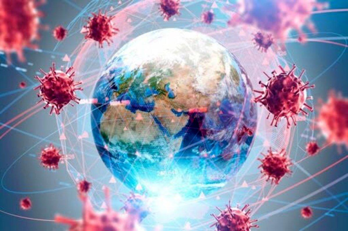 چهارشنبه 21 مهر/تازه ترین آمار از همه گیری ویروس کرونا در جهان