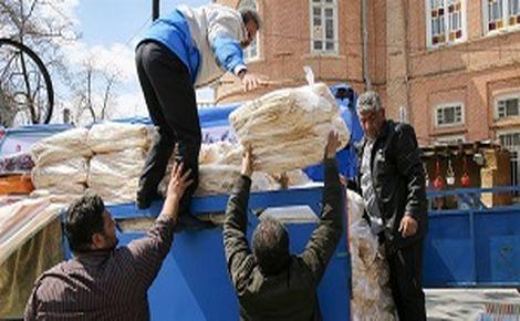 اقدام نیکوکارانه بنیاد برکت امام رضا(ع) برای مردم آسیب دیده گلستان