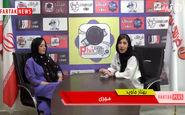 مصائب خانم بازیگر در کفت وگو با فرتاک پلاس + فیلم