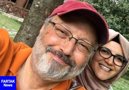 خدیجه چنگیز در یکصدمین روز قتل خاشقجی پستی به اشتراک گذاشت