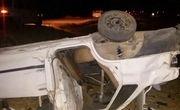 ۶ کشته در سانحه رانندگی محور قدیم ساوه ـ تهران