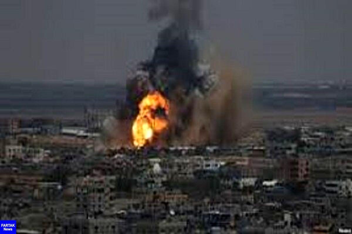 انفجار تروریستی در «عفرین» سوریه