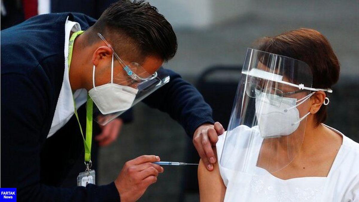 واکسیناسیون کرونا در مکزیک شروع شد