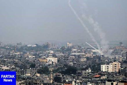 رژیم صهیونیستی غزه را به حمله تهدید کرد