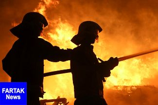 انفجار 620 لیتر اسید در خمینی شهر