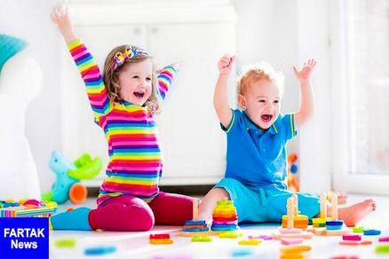 بازی زبان کودک و اسباببازی کلمات کودک است