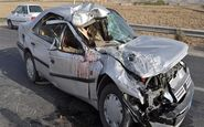 تصادف در محور شرفخانه-شبستر 5 کشته و مصدوم به جا گذاشت