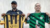 رونمایی از پیراهن دو تیم ذوب آهن ایران و الاتحاد عربستان