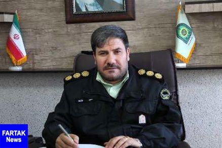 دستگیری سارق اماکن خصوصی کرمانشاه و کشف 14 فقره سرقت