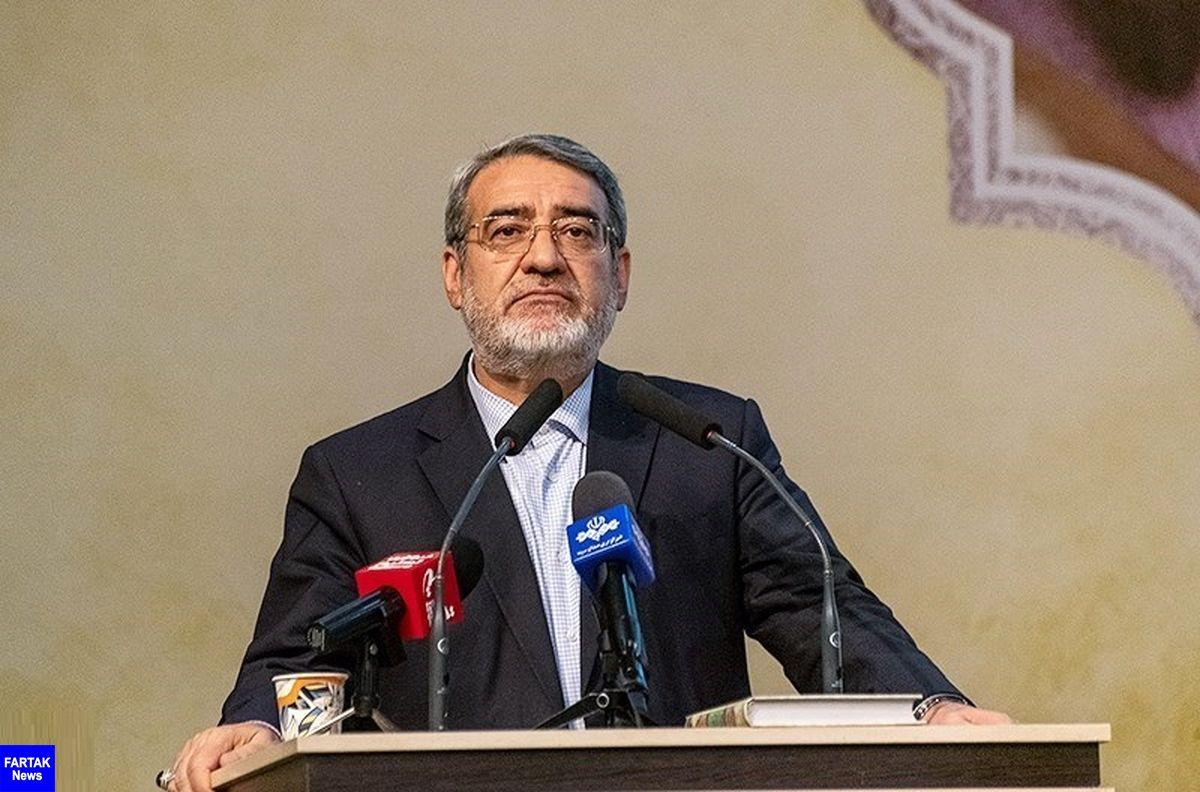 وزیر کشور: هفته وحدت یادآور همدلی شیعه و سنی است