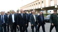 سرلشگر باقری برای شرکت در اجلاس سه جانبه وارد دمشق شد