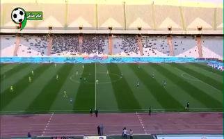 خلاصه بازی استقلال 3 - 0 فجرسپاسی + فیلم