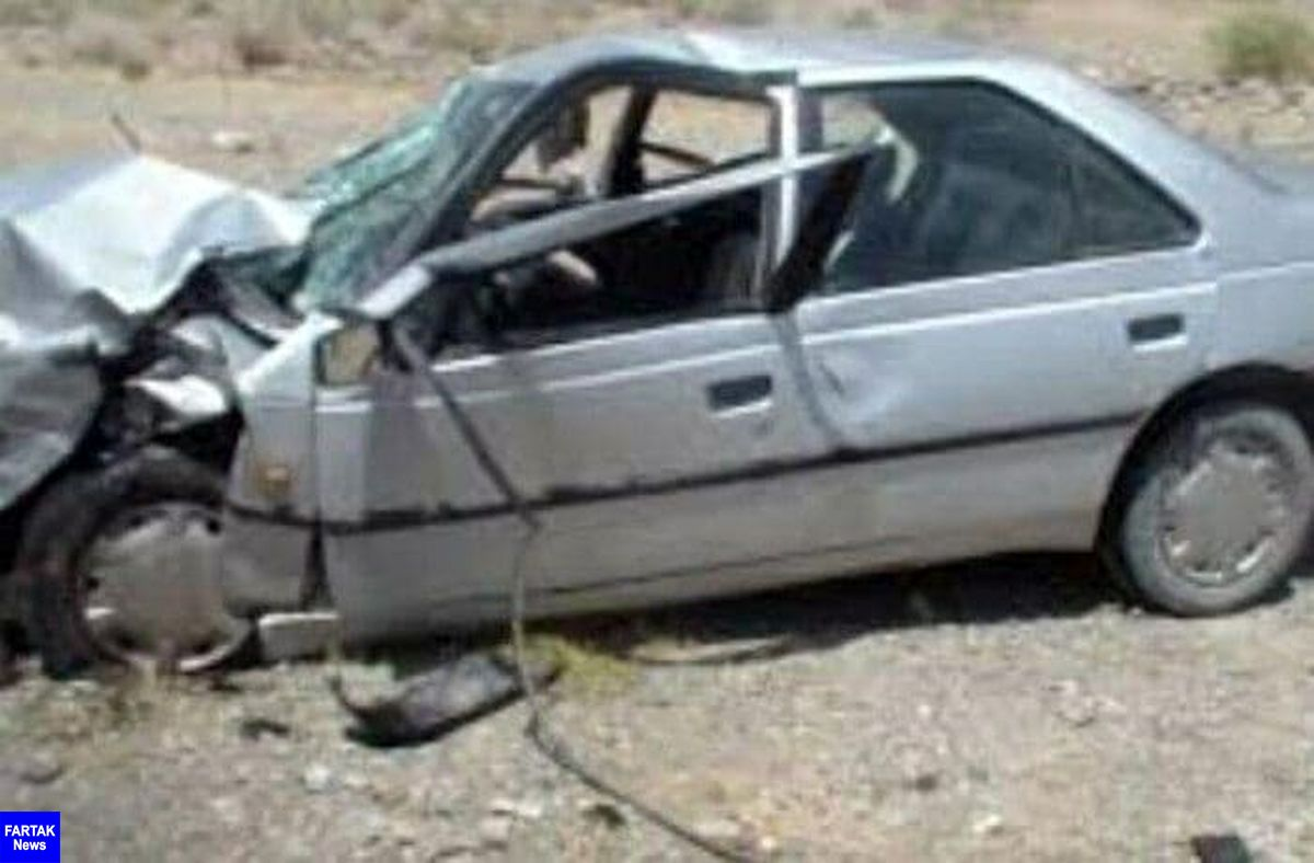  3 کشته و 6 زخمی در حوادث رانندگی کرمانشاه