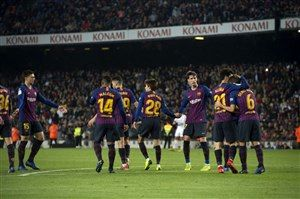 ترکیب اصلی اسپانیول و بارسلونا اعلام شد