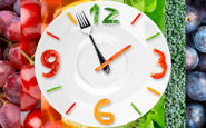 تاثیر زمان غذا خوردن بر تناسب اندام