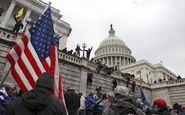 بازداشت اولین مقام دولت ترامپ در ارتباط با حمله به کنگره آمریکا