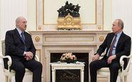 گفتگوی تلفنی پوتین با رئیس جمهور بلاروس