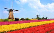 کشور زیبای گل ها و کانال ها