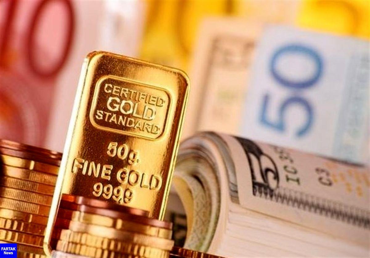 قیمت ارز، سکه و طلا، امروز ۱۳ مهر ۹۹