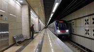 اضافه شدن 2 خط رام قطار به خط یک مترو اصفهان