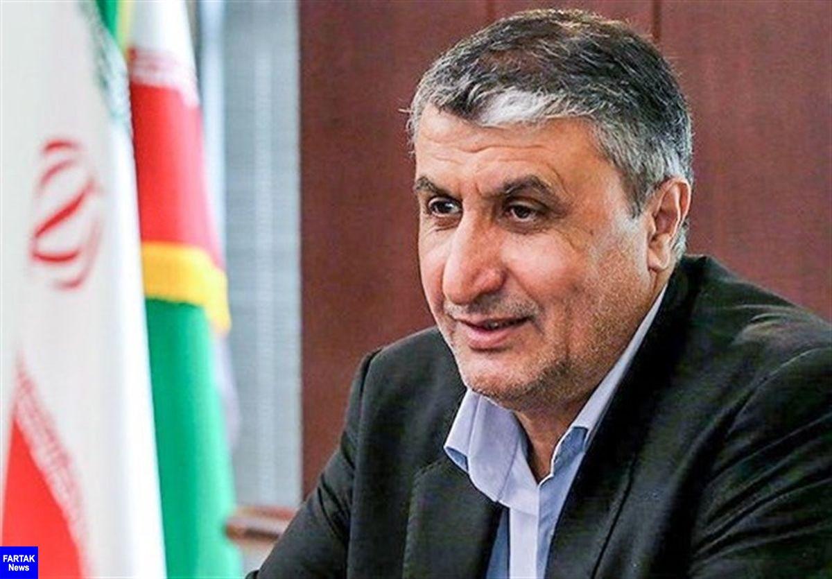 اظهارات وزیر راه و شهرسازی درباره نرخهای بلیت هواپیما