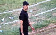 پیروز قربانی: بعضی ها زمین فوتبال را با میدان تره بار اشتباه گرفتند!