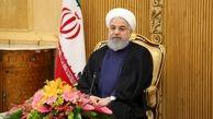 روحانی: حقانیت ایران و زورگویی آمریکا برای جهانیان عیان شد