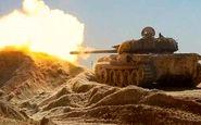 کشف و ضبط مقادیری از تسلیحات تکفیریها توسط ارتش سوریه