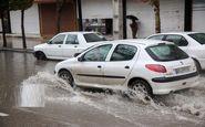 بارندگی 79 میلیمتری در شهرستان باشت
