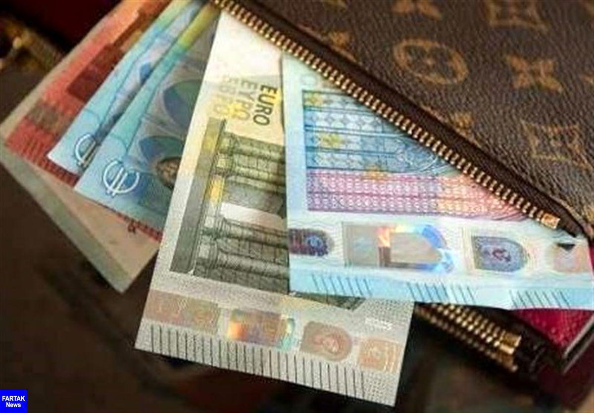 قیمت ارز مسافرتی امروز ۹۸/۰۳/۲۳