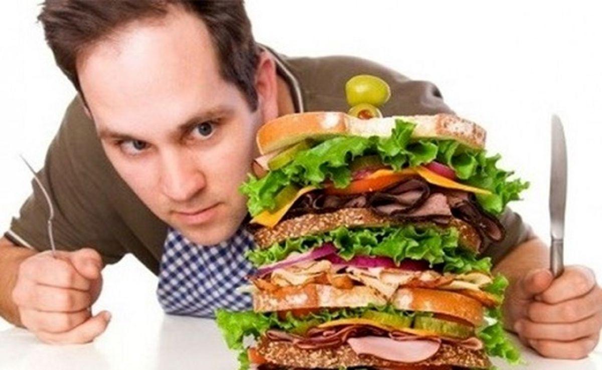 دلایل سردرد ناشی از گرسنگی و درمان آن