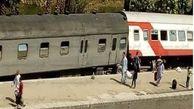 حادثه جدید قطار در مصر یک کشته به جاگذاشت