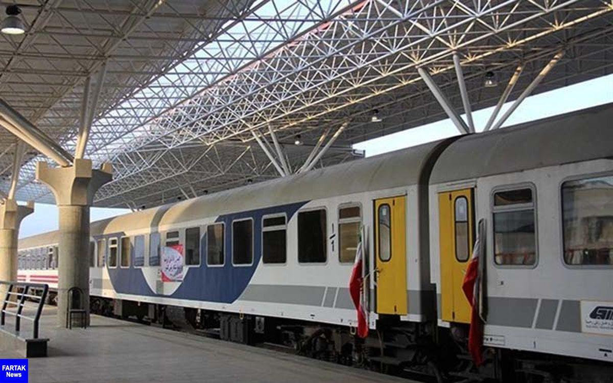 به کروناییها بلیت قطار فروخته نمی شود