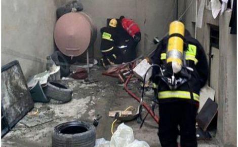 حادثه در واحد مسکونی/ مصدومیت 3 نفر در اثر انفجار