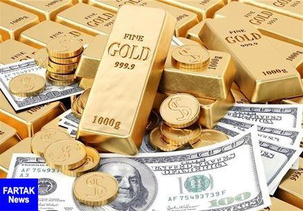 قیمت طلا، قیمت سکه و قیمت ارز امروز ۹۷/۱۰/۱۸