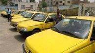 استقرار ۳۰۰ دستگاه تاکسی و ۵۰ اتوبوس در میدان آزادی کرمانشاه