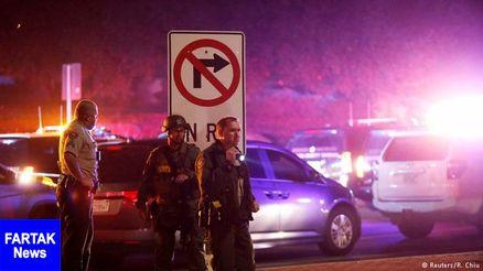 عامل حمله مسلحانه کالیفرنیا شناسایی شد