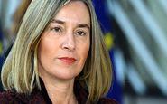 موگرینی:خروج آمریکا از پیمانموشکی با روسیه برای اروپا خطرناک است