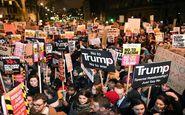 آمادگی مخالفان ترامپ برای برگزاری تظاهرات اعتراضی در لندن