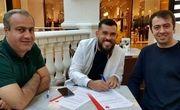جلسه نمایندگان باشگاه پرسپولیس با اسپانسر البسه سرخپوشان