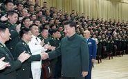 رییس جمهوری چین خواستار تقویت ارتش شد