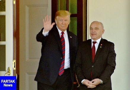 روسای جمهوری سوئیس و آمریکا دیدار کردند