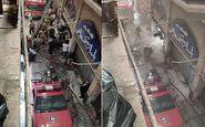 آتش به جان بازار زرگرهای تهران افتاد