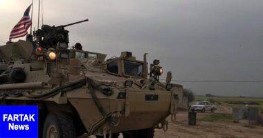 گشتزنی آمریکاییها در منطقه مثلث مرزی سوریه، عراق و ترکیه
