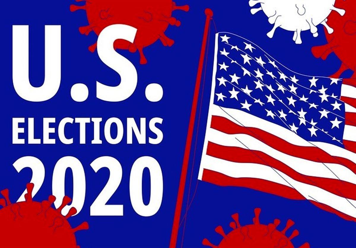 ارسال یک میلیون رأی غیابی در  انتخابات ریاست جمهوری آمریکا